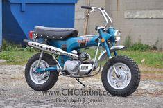Honda trail 70, man these were a blast!