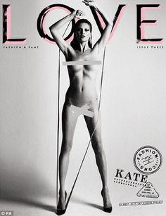 Cover Magazine / Book Love Kate