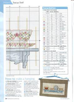 Gallery.ru / Фото #13 - The world of cross stitching 190 - WhiteAngel