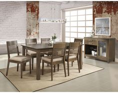 Equinox II Dining Room Collection