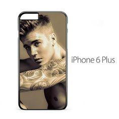 Justin Bieber Naked iPhone 6 Plus Case