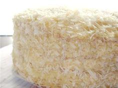 Vanilla Cake, Tasty, Sugar, Cooking, Desserts, Recipes, Food, Bakken, Raffaello