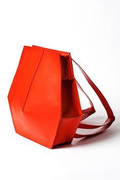Geometry on Behance // Fashion // Bag // Kitti Macovei