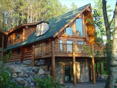 Lodge vacation rental in Giants Ridge from VRBO.com! #vacation #rental #travel #vrbo