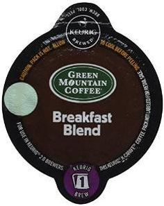 Pack of 12 Keurig 20 Green Mountain Breakfast Blend KCarafe -- Learn more by visiting the image link. (This is an affiliate link and I receive a commission for the sales)