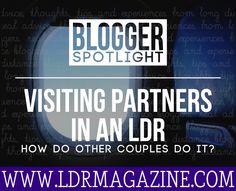 Blogger Spotlight: Visiting Partners In An LDR