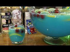 The Blue Kool-Aid Jungle Juice - YouTube