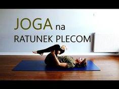 Ćwiczenia na ból kręgosłupa lędźwiowego - YouTube Yoga Fitness, Health Fitness, Healthy Style, Sciatica, Trx, Loose Weight, Tai Chi, Slimming World, Excercise
