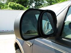 2000 Ford Expedition Custom Towing Mirrors - K Source