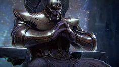 "4,518 Me gusta, 8 comentarios - NoMoreMutants (@nomoremutants) en Instagram: ""Concept Art of the Mad Titan by @andyparkart Key Film Dates:: Marvel - Avengers: Infinity War: Apr…"""