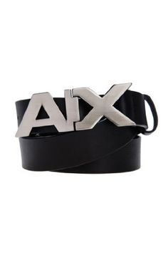 Armani exchange belt men. | Armani exchange belt | Pinterest