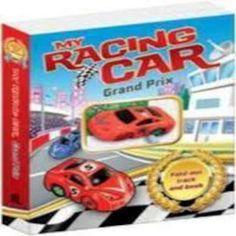 My Racing Car Book
