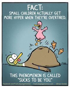 Fowl Language comics- kids lol