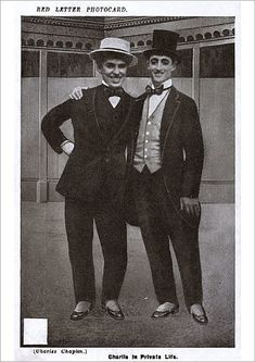 Charlie Chaplin (left) and friend enjoying a moment to have a laugh away from the spotlight of fame Framed Print Framed, Poster, Canvas Prints, Puzzles, Photo Gifts and Wall Art Vevey, Charlie Chaplin, Chaplin Film, Charles Spencer Chaplin, Photo Stock Images, Have A Laugh, Silent Film, Gloss Matte, Editorial Photography