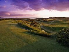 Royal Troon Golf Club, Scotland - played golf here