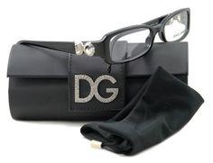 Dolce & Gabbana Women's 3059b Shiny Black Frame Plastic Eyeglasses, 52mm Dolce & Gabbana. $231.00. Save 35%!