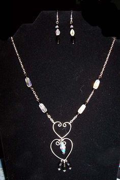 Wire Heart Set