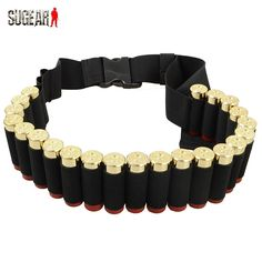 @@@best price140*5CM Outdoor Airsoft Hunting Tactical 25 Shotgun Shell Bandolier Belt 12 Gauge Ammo Holder Military Shotgun Cartridge Belt140*5CM Outdoor Airsoft Hunting Tactical 25 Shotgun Shell Bandolier Belt 12 Gauge Ammo Holder Military Shotgun Cartridge BeltThis Deals...Cleck Hot Deals >>> http://id157634082.cloudns.hopto.me/32547298164.html.html images