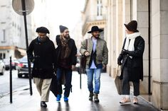 The Top 110 Men's Street Style Looks of 2015 - -Wmag