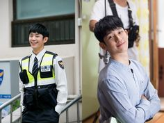 """Jung Hae In Is An Even Bigger Heartthrob Behind The Scenes Of """"While You Were Sleeping"""" 
