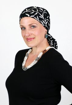 CLEARANCE Summer Turban Chemo Caps//Hats For Women with Cancer Patient Breathable