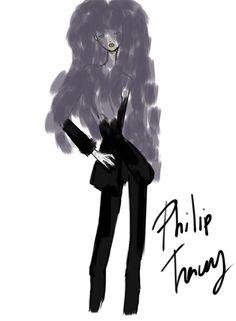 Philip Treacy London Womenswear S/S 2013 by Rei Nadal.