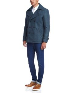 Discover fashion trends, beauty and lifestyle every day with articles from our expert stylists. Pea Coat, Mens Fashion, Fashion Trends, The Selection, Blazer, Suits, How To Wear, Jackets, Clothes