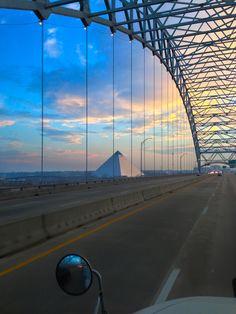 Pyramid in Memphis TN