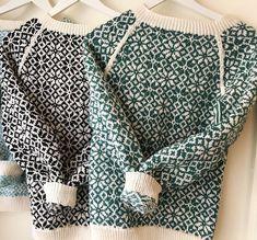 Ravelry: Vendelas Rosegenser pattern by Vendela Søiland Knitting Machine Patterns, Sweater Knitting Patterns, Knitting Designs, Knit Patterns, Baby Knitting, How To Purl Knit, Fair Isle Knitting, Fashion Kids, Knit Crochet