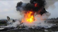 nepal plane crash us bangla airlines plane crashes at kathmandu tribhuvan international airport,