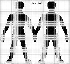 Cross stitch pattern part 5