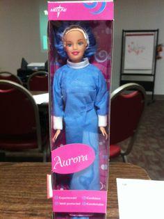 Nurse Barbie
