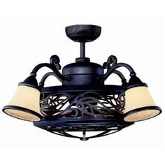 Ceiling fan. great for a small room