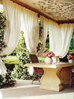 Cool Terrace and Outdoor Furniture