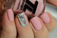 TL Design Pink Lace with foil