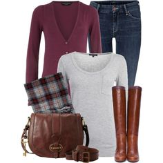"""Comfy cute look """"Saturday Morning"""" by chelseagirlfashion on Polyvore"""