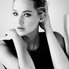 Jennifer Lawrence for Be Dior S/S 2015