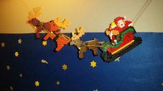 Projekt juleby 3 D julemands kane