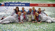 @WTA  3h3 hours ago Czech Republic captures 4th @FedCup title in 5 years--> http://wtatenn.is/XR5ivY  #FedCupFinal