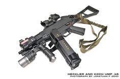 Heckler and Koch UMP