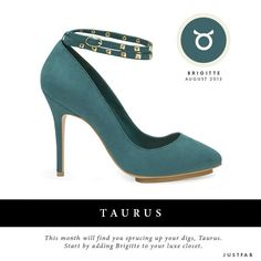 Taurus, read your August Fashion Horoscope to find out what this month has in store for you. Style-Scope by JustFab