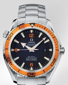 Seamaster Planet Ocean 600 M Co-Axial 45.5 mm - ref. 2208.50.00
