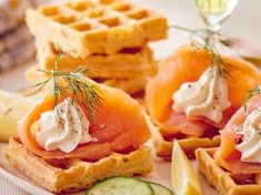 undefined Waffles, Xmas, Pains, Quiches, Breakfast, Pastries, Rice, Fiesta Kitchen, Yule