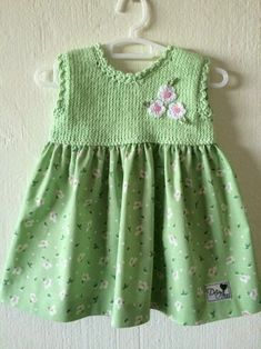 """For,Baby-Hand knitted dress for baby girl [ """"DaisyBlue - knitted dress for baby"""" ] Dresses For Baby Girls, Hands, Knit Baby Dress, Knit Baby Dress, Crochet Baby Clothes, Crochet Dresses, Crochet Girls, Crochet Toddler, Toddler Girl Dresses, Baby Dresses, Summer Dresses, Baby Sweaters"""