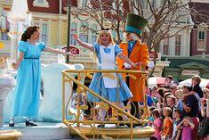 Wendy & Alice ~ <3  Celebrate A Dream Come True Parade  <3