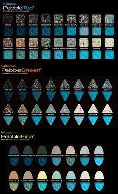 pool plaster colors | Sierra Pool Plastering & Tile