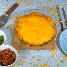 Loaded Up Mashed Potato Beef Pie