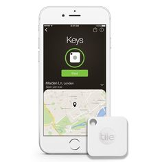 Amazon.com: Tile Mate - Key Finder. Phone Finder. Anything Finder - 1-pack: Cell Phones & Accessories
