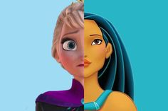 What Combination of Disney Princesses Are You? - When one Disney Princess just won't do...pick two! - Quiz