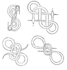 Alternative Loki snake symbols
